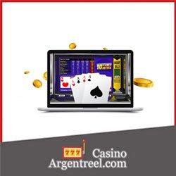 Vidéo poker de casino en ligne : Mode multimain et quitte ou double